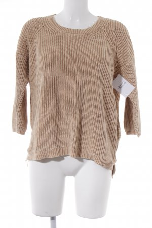 Diesel Strickpullover apricot Casual-Look