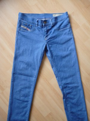 Diesel Super Slim Jeggings Jeans Livier Gr. 29