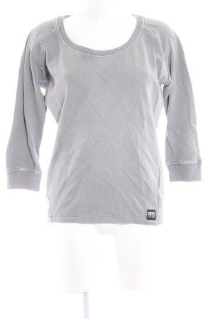Diesel Sweatshirt blassblau Casual-Look
