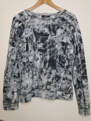 Diesel Sweatshirt mit coolem Muster