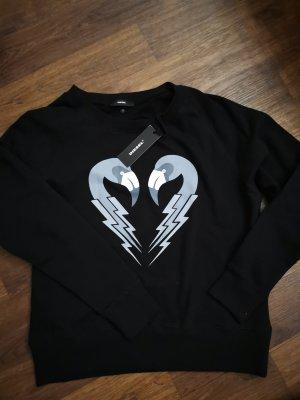 Diesel Sweatshirt Pullover neu