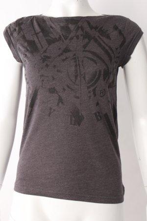 Diesel T-Shirt anthrazit