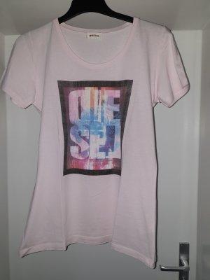 Diesel T-Shirt pink