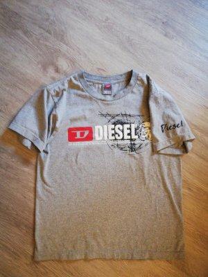 DIESEL T-Shirt GR. M grau