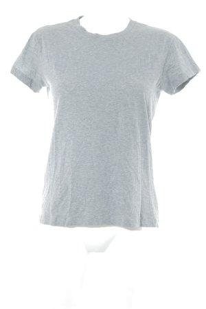 Diesel T-Shirt grau meliert Casual-Look
