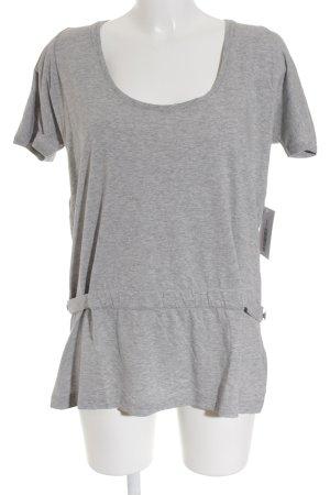 Diesel T-Shirt light grey casual look