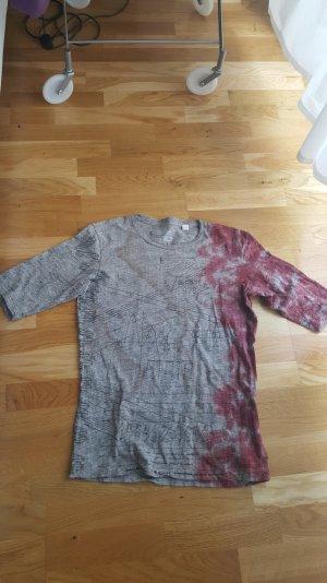 ***DIESEL T Shirt mit Batikmuster***