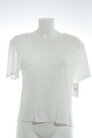 Diesel T-Shirt weiß Casual-Look