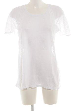 Diesel T-Shirt weiß schlichter Stil