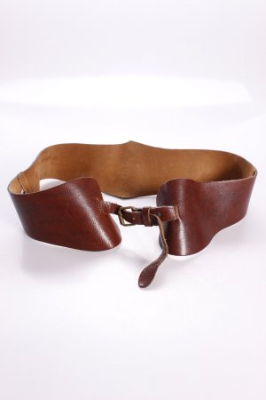 Diesel Leather Waist Belt