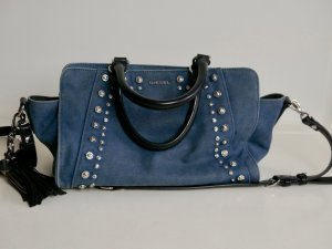 Diesel Carry Bag steel blue-cornflower blue cotton