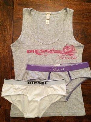 Diesel Top Unterhemd Unterwäsche Größe S