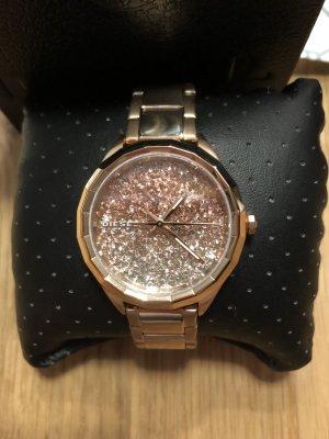 Diesel Uhr Armbanduhr Rosegold Neu mit Etikett