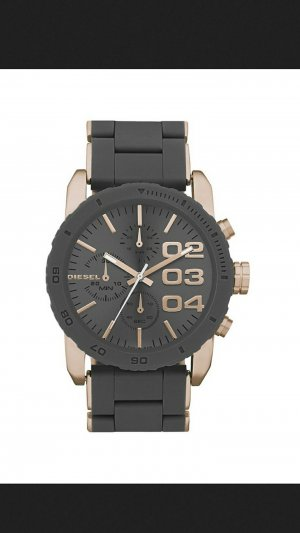 Diesel Montre analogue or rose-gris