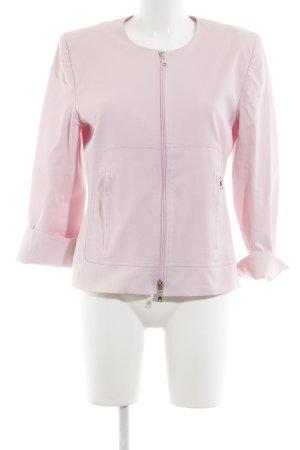Dieter Heupel Giacca corta rosa chiaro stile casual
