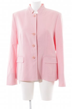 Dinomoda Kurzmantel pink Business-Look