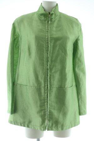 Dinovaliano Kurzmantel grün Casual-Look