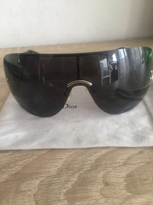 Christian Dior Gafas negro-color plata