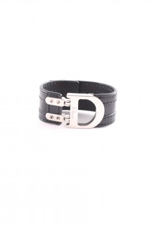 Dior Bracelet noir style classique