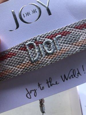 Dior Armband mit Schriftzug (+Parfum)