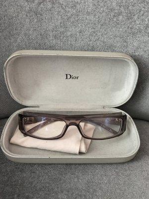 Dior Brille mit tollem Strassdesign