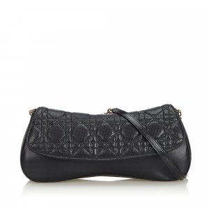 Dior Cannage Leather Chain Bag