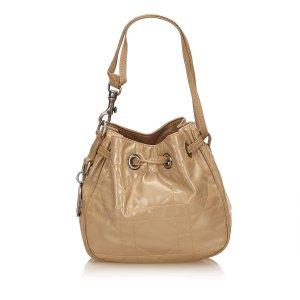 Dior Bolso marrón Cuero
