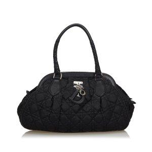 Dior Handbag black nylon