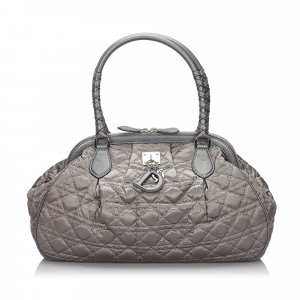 Dior Cannage Nylon Lovely Handbag