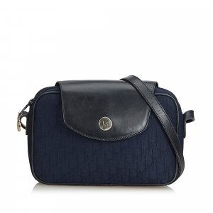 Dior Canvas Crossbody Bag