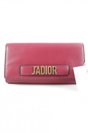 "Dior Clutch ""Jadior Croisiere Shoulder Bag Scarlet"" bordeauxrot"