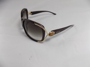 Dior Butterfly Glasses light brown-brown