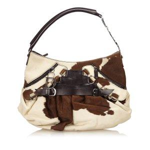 Dior Corset Fur Handbag