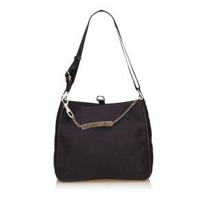 Dior Cotton Shoulder Bag