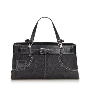 Dior Denim Handbag