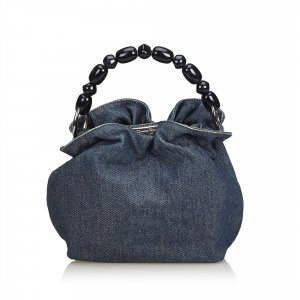 Dior Denim Malice Handbag