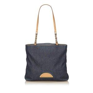 Dior Denim Shoulder Bag