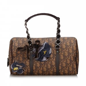 Dior Dior Oblique Romantique Handbag