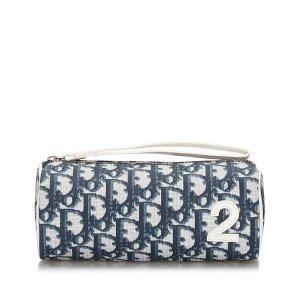 Dior Dior Oblique Trotter Pouch
