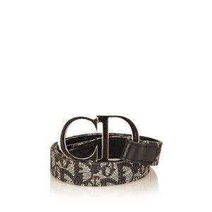 Dior Diorissimo Jacquard Belt