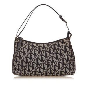 Dior Diorissimo Jacquard Handbag
