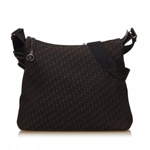 Dior Diorissimo Jacquard Shoulder Bag