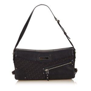 Dior Diorissimo Jacquard Shoulder Bag