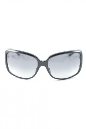 Dior Angular Shaped Sunglasses black classic style