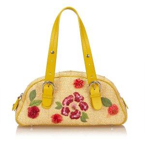 Dior Floral Handbag