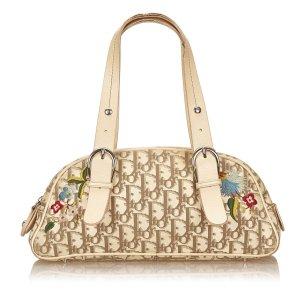 Dior Floral Jacquard Handbag