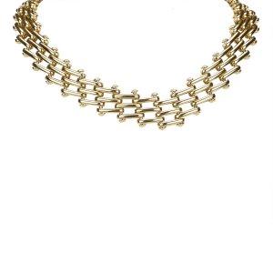 Dior Gold-Tone Choker