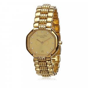 Dior Gold-Tone Watch