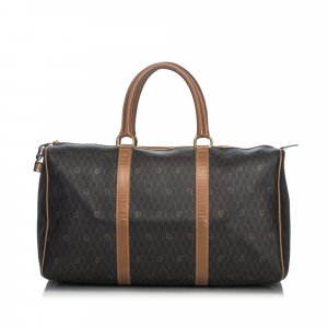 Dior Honeycomb Duffle Bag