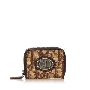 Dior Jacquard Coin Pouch
